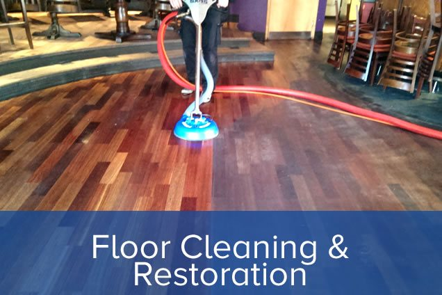 Floor Cleaning & Restoration Services