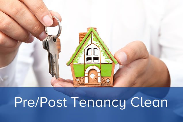 Pre or Post Tenancy Clean for Landlords and Tenants