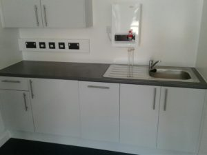 Great results from our builders clean works at a large secondary school in Portsmouth